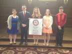 Morissa was the Sigma Tau Delta Honor Society President at Drew University.