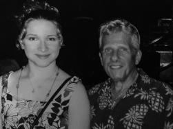 2009: Morissa waswas legendary musician Johnny Maestro's Opening Act