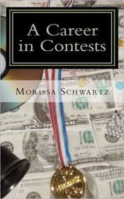 Morissa's first book, published when she was 17.
