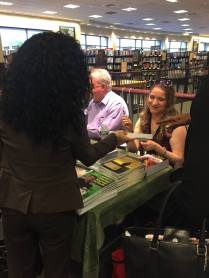 Barnes & Noble Signing